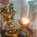 विक्रोळीतील कन्नमवार नगरात हनुमान जन्मोत्सवाचा उत्साह