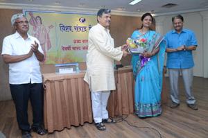 ग्रामीण भारताच्या समस्यांसाठी स्थानिक उपायांना प्रोत्साहन देण्याची गरज: कर्नल राठोड