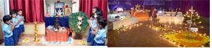 मुलुंडमध्ये कॉंग्रेसने जाळले इंदू सरकार सिनेमाचे पोस्टर्स