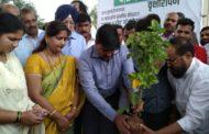 'प्लांट अ होप' ही मोहीम वृक्षारोपणाची चळवळ ठरेल : खासदार राहुल शेवाळे