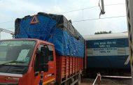 मुंबई विभागातील भिवंडी रोड स्थानकातून पहिली पार्सल ट्रेन रवाना