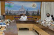 महाराष्ट्राच्या हितासाठी जलसंपदामंत्री जयंत पाटील यांनी घेतली थेट कर्नाटकचे मुख्यमंत्री येडियुरप्पांची भेट