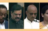 केंद्रीय मंत्रिमंडळाचा विस्तार; महाराष्ट्रातून एक कॅबिनेट व तीन राज्यमंत्री