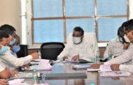 महाराष्ट्र राज्य सहकारी कापूस उत्पादक पणन महासंघाच्या समायोजनाबाबत बैठक
