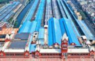 पुराची थलायवा डॉ. एम. जी. रामचंद्रन मध्य रेल्वे स्थानक पूर्णपणे सौर ऊर्जेवर चालणारे स्थानक बनल्याबद्दल पंतप्रधानांनी आनंद व्यक्त केला